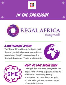 In the Spotlight with Anne Wambui Gaitha from the Regal Africa Group