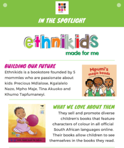 In The Spotlight with Ethnikids