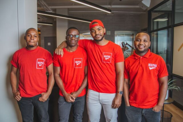 Mapha Logistics: How 4 young Co-Founders Found an Opportunity During the 2020 Lockdown
