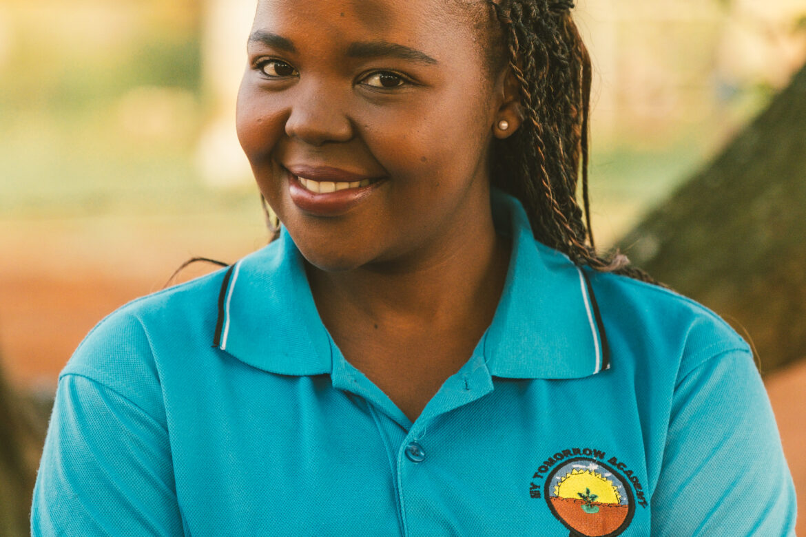 Agriculture With a New Skill: Hope Mapheto's story